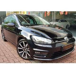 Volkswagen Golf Variant 1.4 Auto TSI DSG R-Line