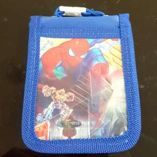 Spiderman Ezlink Card Holder
