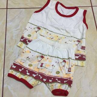 #MakinTebel Preloved Setelan bayi