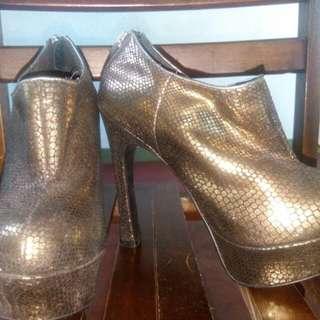 Pre loved Faith Block Heels Shoes