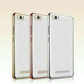 Samsung J7 Prime Case Shinning Chrome Warna Anti Crack Hp