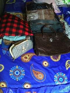 Pakaian dan Tas Murah Fashion Wanita Preloved