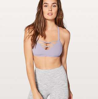 Lululemon Laced with Intent bra
