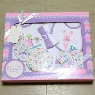 8pcs Lilsoft Baby Baby Girl Gift Set