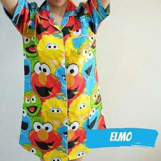 Pajamas Elmo