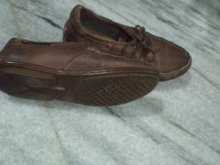 Geox leather