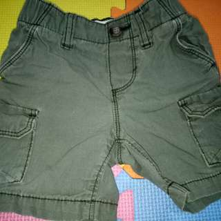 Old Navy Shorts for boy(Size 18-24 M)