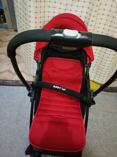 baby 1st stroller (used condition)