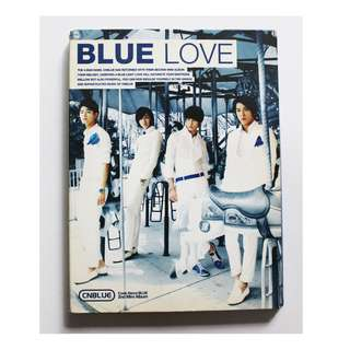 Bluelove CNBLUE  (CD + Photo Book)