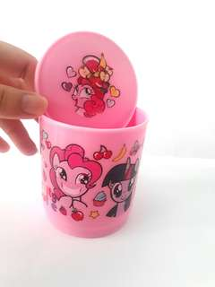 My little pony plastic cup