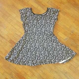 Cotton On Black Summer Dress