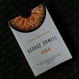 1984 - George Orwell #UBL2018
