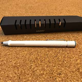 LAMY Safari White Mechanical Pencil (0.7)