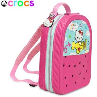 Crocs Kids Hello Kitty Backpack - One size fits all - PINK