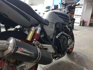 Honda CB400 spec 3