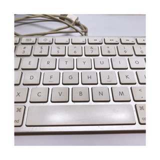 Apple Wired Keyboard