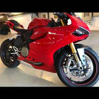 Panigale 1199S