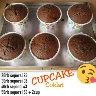 Cupcake coklat murah enk