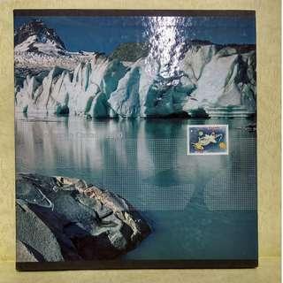 canada stamp-album
