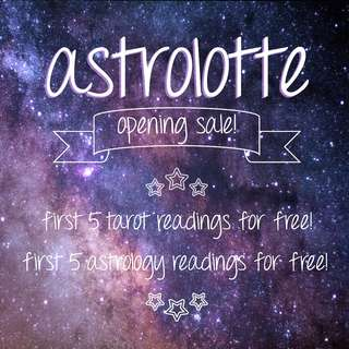 Free Tarot / Astrology / Numerology (compatibility relationship, love, career, personality) readings