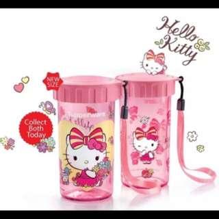 tupperware hello Kitty Water Bottle each