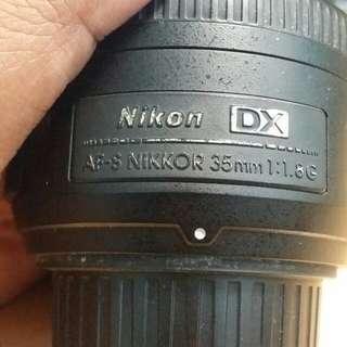 Nikkor 35mm F1.8G