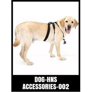 GP DOG CHEST DOG-HNS Adjustable Dog Fetch Harness