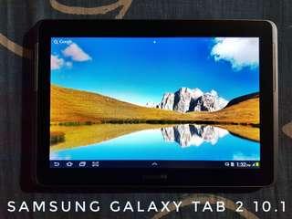 Samsung Galaxy Tab 2 10.1 (Tablet)