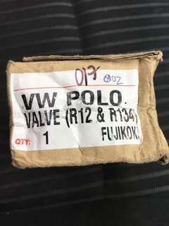 VW Polo Sedan AC Expansion Valve