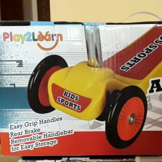Adjustable eScooter for Kid