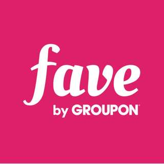 $3 OFF Fave by Groupon