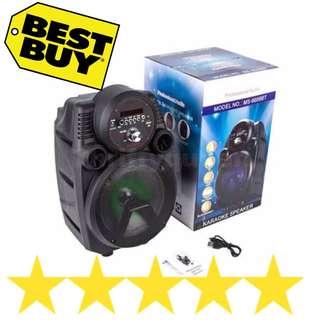 ✅⭐️ Portable Karaoke Speaker