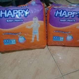 happy diaper