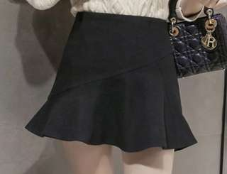 Skirt with underpants