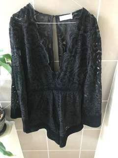 Alice McCall playsuit size 10