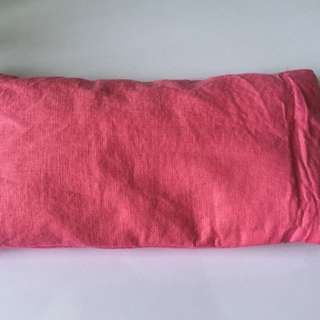 Brand new pink lavender eye pillow for yoga & meditation