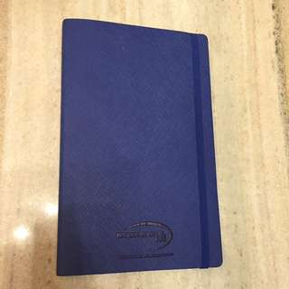 New Note book