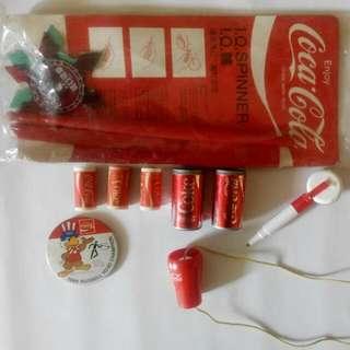 八十年代可樂產品