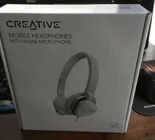CREATIVE mobile headphones MA2600