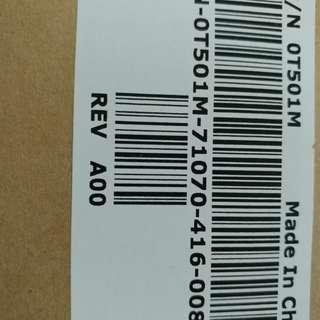 Casters for Dell PowerEdge 2-socket Server T710 T620 T710