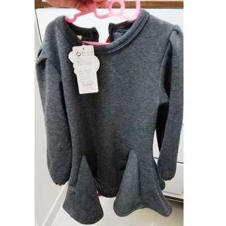 Size:110-120女童韓版裙