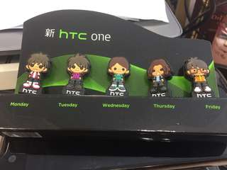 hTc 五月天 earphone plug