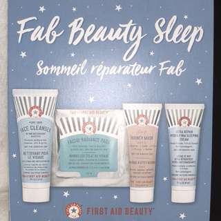 (New) First Aid Beauty Product Set