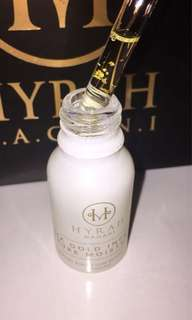 24K gold Hyrah Magani Infused Luxury Moisturizer