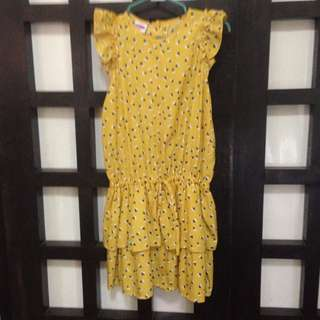 Little Miss dress Size 12