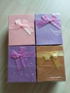 方形首飾紙盒