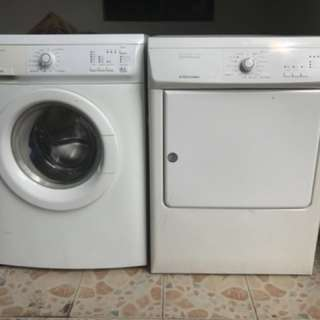 Dryer for Sale with FREE washing machine