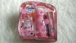 Shower Kit Cussons Baby