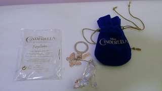 BN Limited Edition Cinderella Keychain from Cinderella movie.