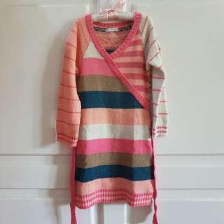 Cardi Dress Wool runScottyrun